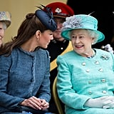 "The Queen: ""I'm Not Actually Listening, but I'll Keep Smiling."""