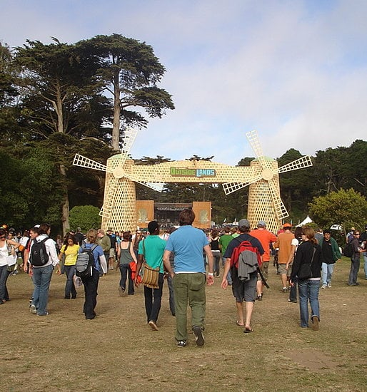 Surviving the 2008 Outside Lands Music Festival