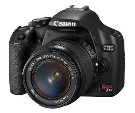 Daily Tech: All Eyes on Canon's New EOS Rebel T1i