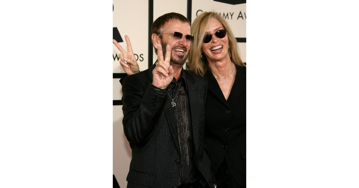 Ringo Starr and Barbara Bach, 2008 | Couples at the ...