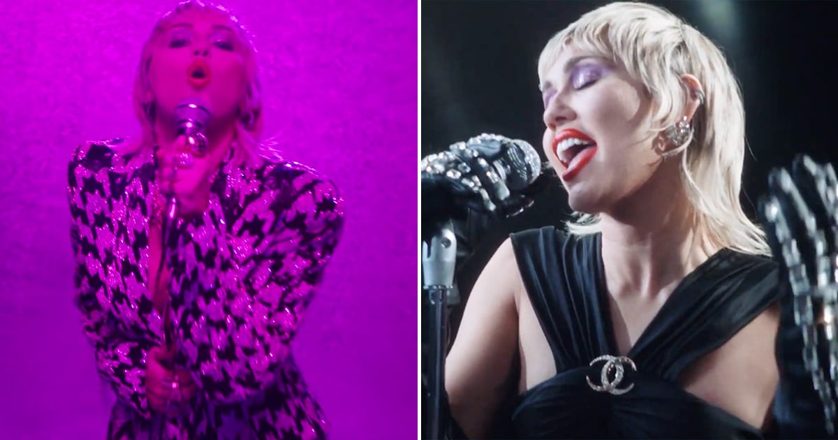 """Miley Cyrus Reminds Us She Doesn't Belong to Anyone in Disco-Tastic """"Midnight Sky"""" Video"""