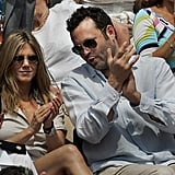 . . . and Jennifer Aniston and Vince Vaughn Were a Couple