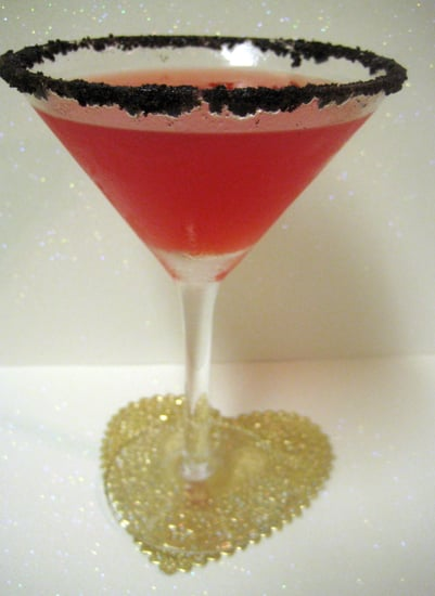 Happy Hour: Raspberry-Chocolate Kiss Cocktail