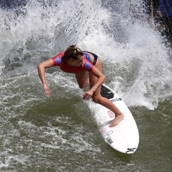 Surfer Lakey Peterson's Favorite Core Move: 8-Point Plank