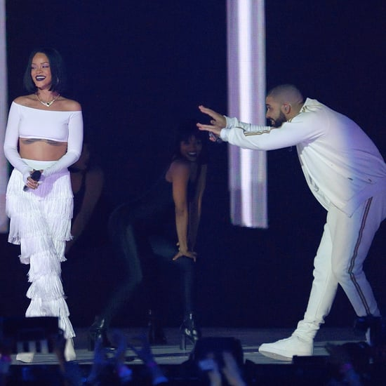 Drake Congratulates Rihanna With Billboard Message