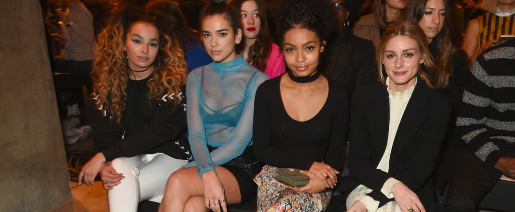 Forget the Runway…Here's What the FROW Wore to Topshop Unique at LFW
