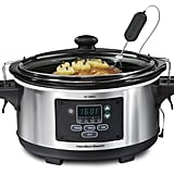 Hamilton Beach Portable 6-Quart Slow Cooker Set