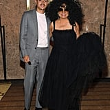 Diana Ross Was in Attendance, and She Did Much More Than Watch the Show