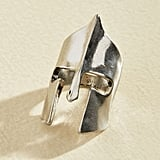 ModCloth No Conquest Ring in Silver