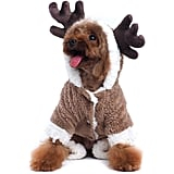 Aofitee Pet Christmas Reindeer Costume