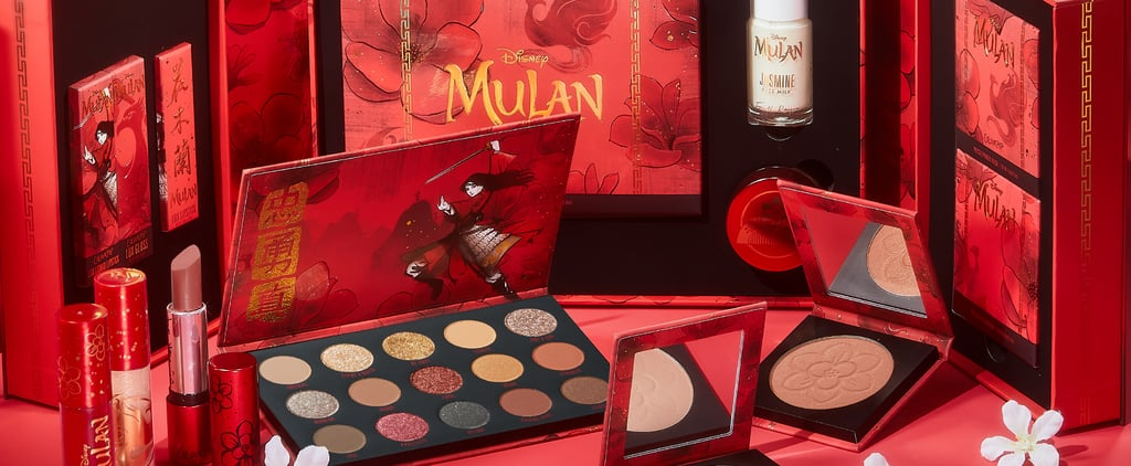 ColourPop Is Releasing a Mulan Collection —See the Products