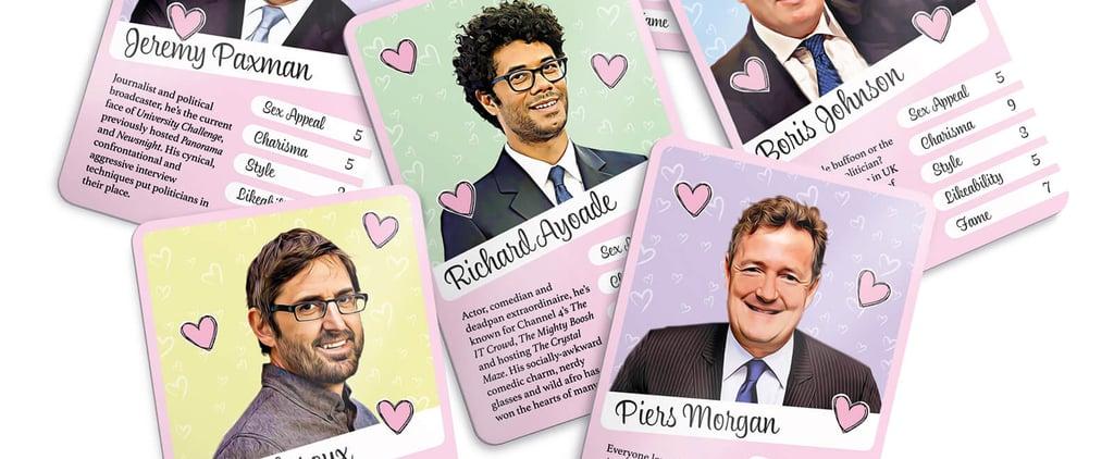 Weird British Crushes Card Game