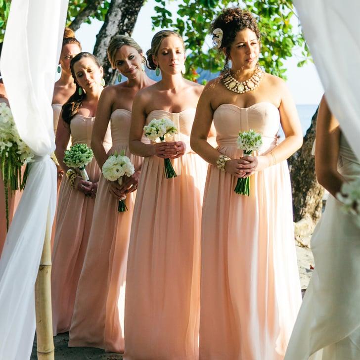 Bad Wedding Dresses: Fix Your Bad Bridesmaid Dress With