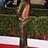 Eva Longoria at the Screen Actors Guild Awards