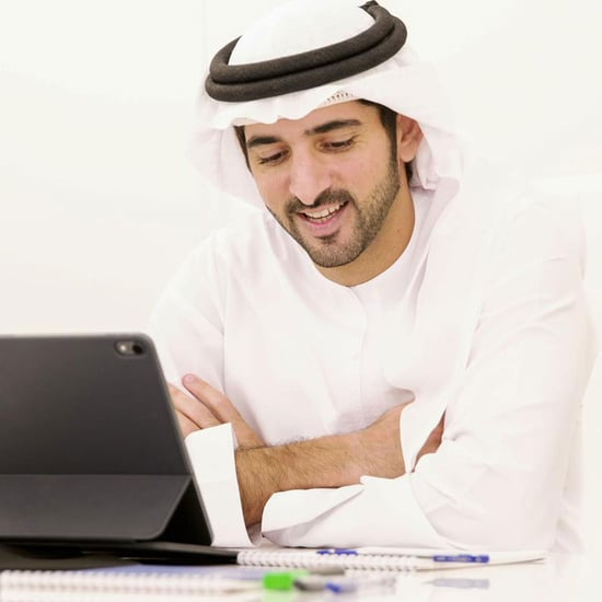 Sheikh Hamdan Pens Letter to UAE COVID-19 Frontline Workers