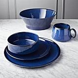 Costa Blue Dinnerware ($6-$25)