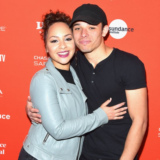 Cute Photos of Anthony Ramos and Jasmine Cephas Jones
