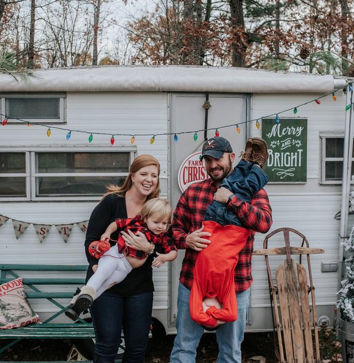 Funny Christmas Card Photo Fails Popsugar Family