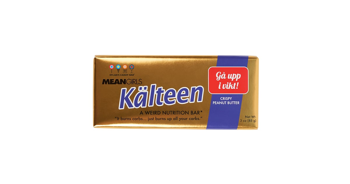 Mean Girls Quot Kalteen Quot Bar Mean Girls Products From Dylan