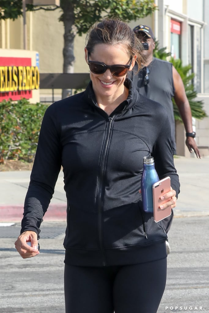Jennifer Garner Confronted Lindsay Shookus About Ben Affleck
