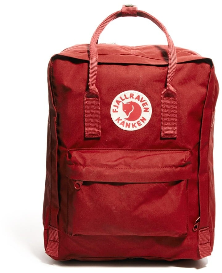 I see everything I could possibly want in a Fjäll Räven backpack ($55). It's got that stylistic edge, it's functional, and it's weatherproof. You don't have to save this one for a rainy day, but it will definitely be your calm in any storm. — Ryan Roschke, editorial assistant