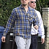 Leonardo DiCaprio Gets In Guy Time Following a Disneyland Trip With Blake Lively