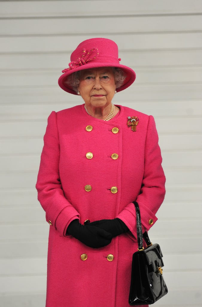 Why the Queen Wears So Many Bright Colors
