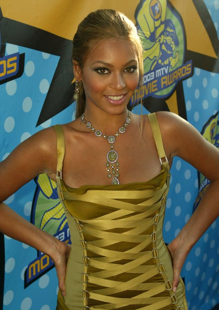 2003: Beyoncé