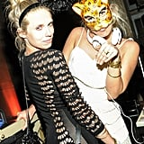 Theodora Richards and Alexandra Richards