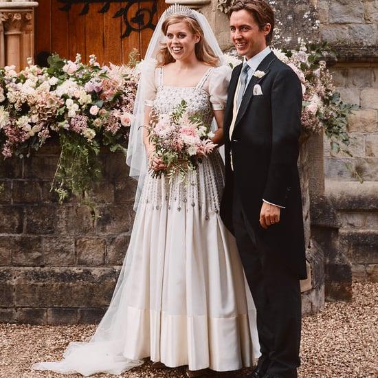 See Photos of Princess Beatrice's Wedding Dress