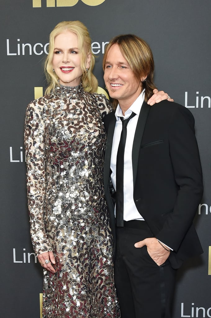 Nicole Kidman Talks About Falling in Love With Keith Urban