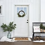 Hearth & Hand With Magnolia Home For the Holidays Door Mat