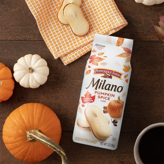 Shop Pepperidge Farm's Pumpkin Spice Milano Cookies