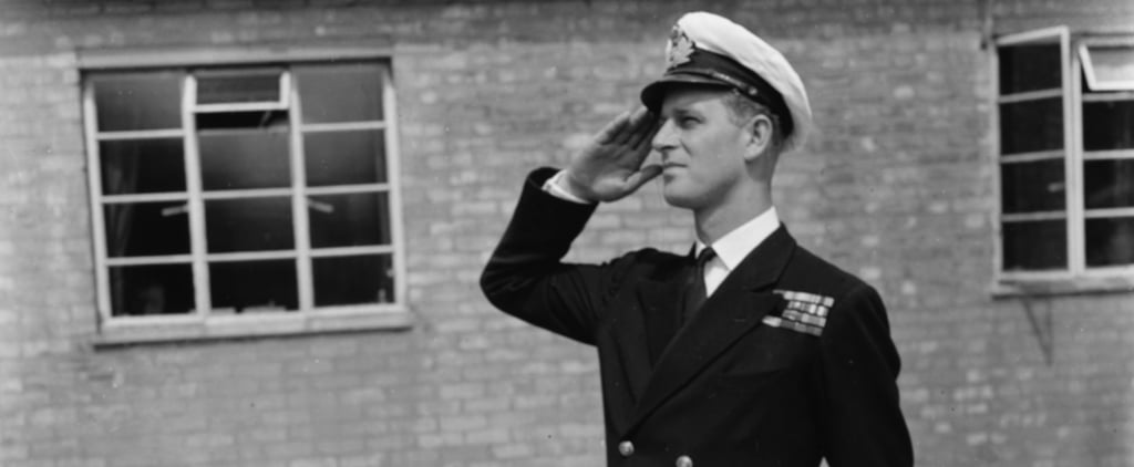 Prince Philip in Uniform