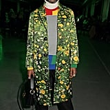 Billy Porter at the Christopher Kane Fall 2020 Show