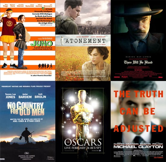 Which Best Picture Nominee Do You Want to Win the Oscar?