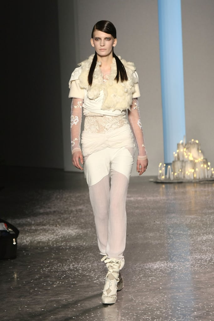 Laura and Kate Mulleavy Channel Virgin Suicide-Style Sleepwalkers for Rodarte Fall 2010
