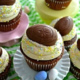 Vanilla Bean Cadbury Creme Cupcakes