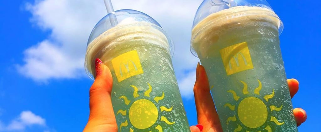 McDonald's New Blue Hawaii McFizz Is the Drink to Quench Your Summer Thirst