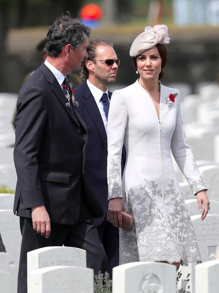 Duchess of Cambridge Catherine Walker Coat Dress