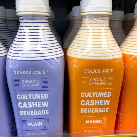 Trader Joe's Cultured Cashew Beverage Review