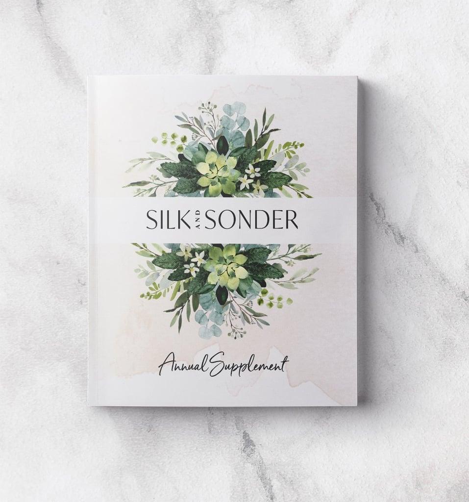 Silk + Sonder Annual Supplement