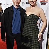 Bryce Dallas Howard Has a Cute Red Carpet Date With Her Dad, Ron