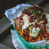 Barbecue Chicken Stuffed Baked Potato