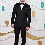 Dean-Charles Chapman at the 2020 BAFTAs in London