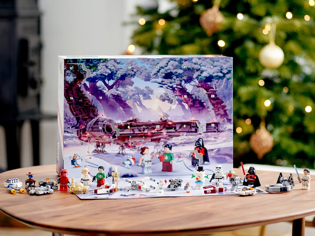 See and Shop the Lego Star Wars Advent Calendar For 2020!