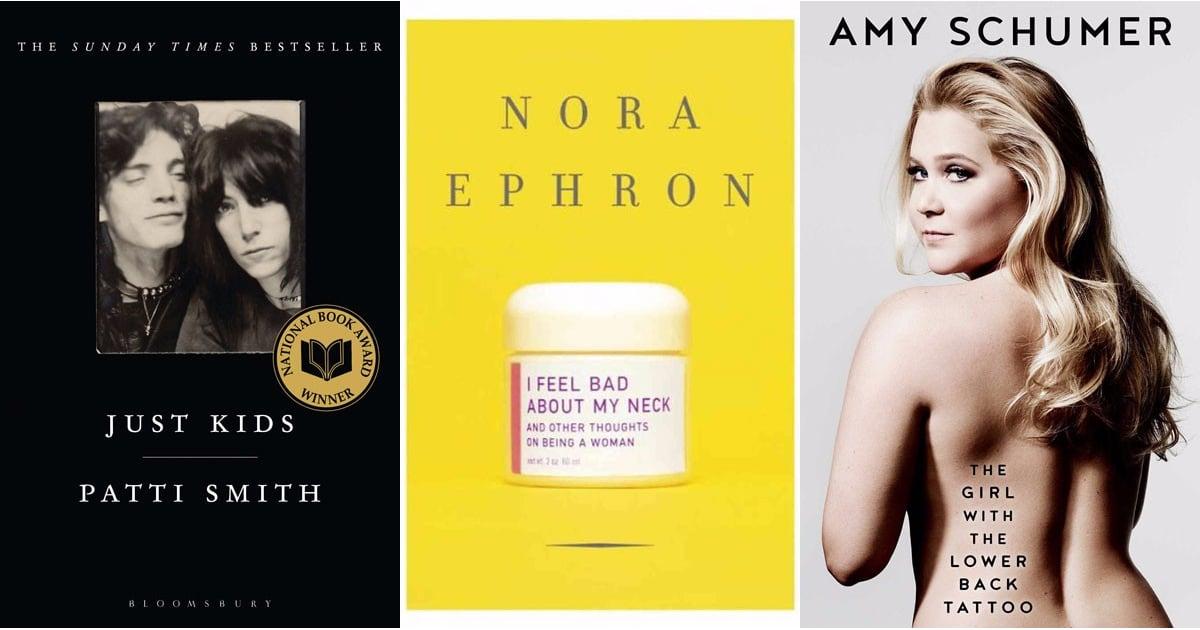 Best new celebrity autobiographies