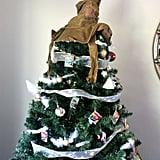 كما يجب أن يكون لديكم شجرة ميلاد بطابع هاري بوتر دون شكّ.