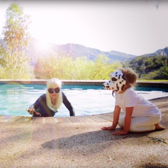 Lady Gaga Facebook Parody Video