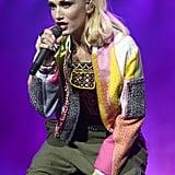 October 3 — Gwen Stefani